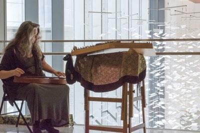 Linda Russell - Dulcimer/Hammer Dulcimer