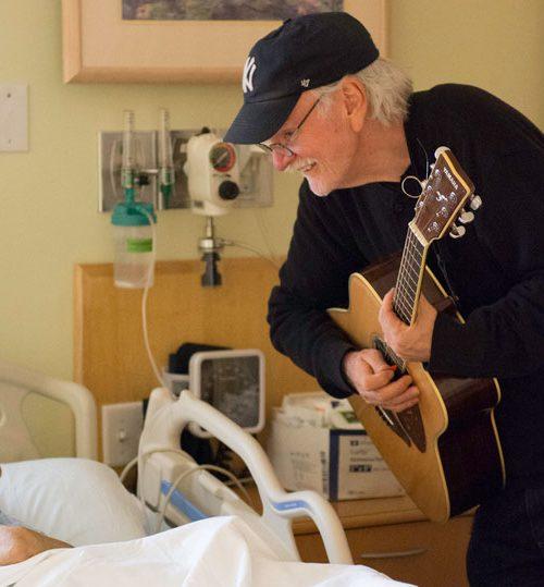 Bob Horan Brooklyn Calvary Hospital